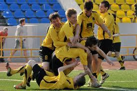 Окончание сезона 2011-2012 годов в зоне «Восток»