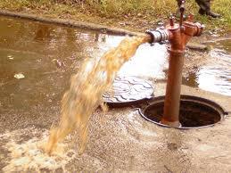 Тындинская грязная вода