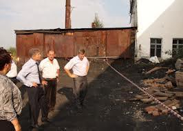 На развалинах старой школы в Тахтамыгде будет построена новая