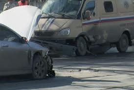 ДТП на автодороге  Чита – Хабаровск: пострадали пять человек