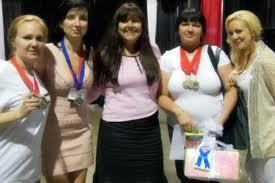 Представительница из Благовещенка стала  третьей  конкурсе нейл-стилистов