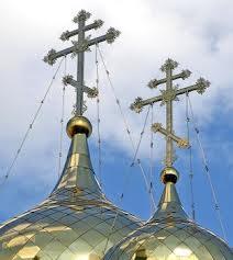 Работа над куполами для храма практически завершена