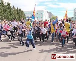 «Кросс нации»- пробежка 4тысяч горожан в Благовещенске