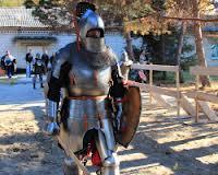 «Осенний турнир» собирает любителей исторического фехтования