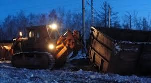 Расследуется дело по сходу вагонов в Магдагачинском районе