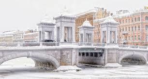 Зимние забавы в Санкт-Петербурге