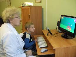 Компьютерные тренажеры для детей-инвалидов