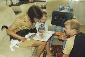 Семейное образование становится все популярнее