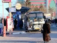 В Белогорске автобусы заговорили