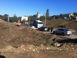 Строительство объездной дороги под Свободным