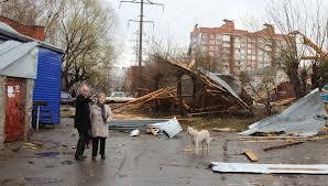 Пострадавшие от сильного ветра жители Белогорска получат миллионную компенсацию от владельца здания