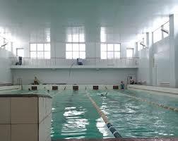 Отсутствие горячей воды стало причиной закрытия бассейна «Надежда»