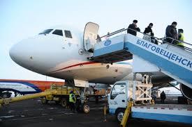 Рекордное число пассажиров Благовещенского аэропорта