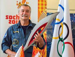 Факел Олимпийских игр 2014 в Сочи побывает в космосе
