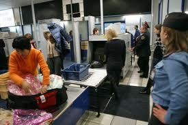 Новые правила досмотра в аэропортах