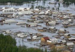 В Приамурье около шести тысяч домов подтоплено