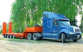Аренда трала и спецтехники как способ перевозки грузов