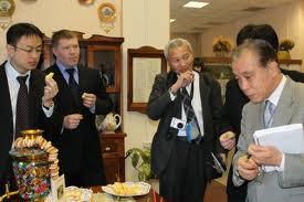 В Приамурье прибыла  делегация «Хоккайдо Банка» из Японии