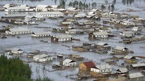 Ликвидация последствий наводнений в Амурской области