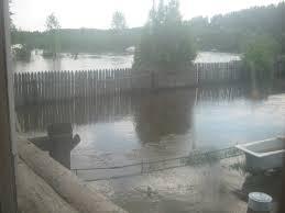 Наводнение станет причиной переноса трех населенных пунктов