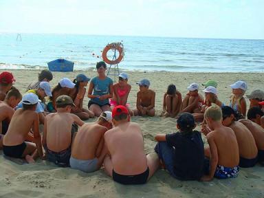 Сотрудники лагеря «Колосок» отказались от эвакуации