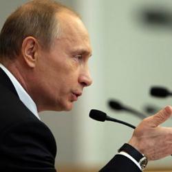 Владимир Путин провел совещание по ситуации в регионах ЧС
