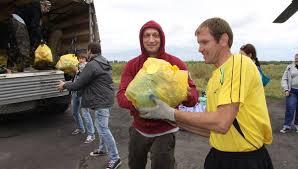 Гоша Куценко собирает помощь для пострадавших