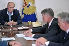 Путин провел встречу с амурскими фермерами, потерявшими урожай