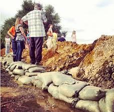 В следующем году в Приамурье начнется строительство дамб повышенного уровня прочности