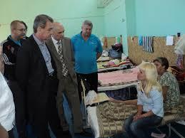 Заместитель генпрокурора России посетил село Марково