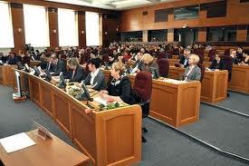 Доклад Амурской общественной палаты