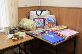 В сборе гуманитарной помощи на Дальний Восток участвуют добровольцы