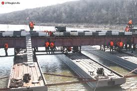 Зимой планируется построить понтонный мост между Благовещенском и Хэйхэ