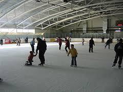 В Свободном работает единственный в Приамурье каток с искусственным льдом