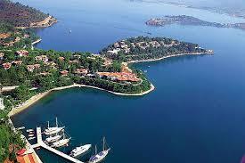 Исторические курорты на Эгейском побережье Турции