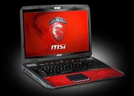 Игровые ноутбуки от компании MSI