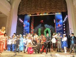 Благовещенский детский театр отмечает юбилей