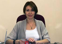 Наталья Кобызова на новой должности