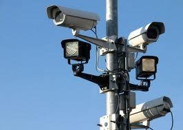 Камеры наружного наблюдения на улицах Доминиканы