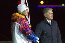 Эстафета олимпийского огня в Амурской области состоялась