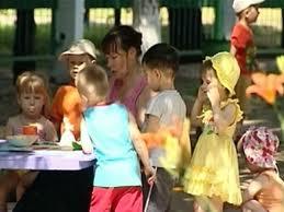 Жители Прогресса отстаивают детский сад