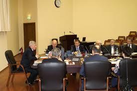 Глава Роскосмоса провел заседание