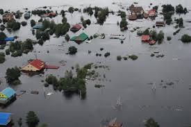 Наводнение нанесло убытков Приамурью на 40 миллиардов рублей