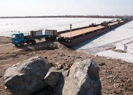 Понтонный мост через Амур будет построен в ближайшее время