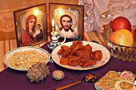 Начало Рождественского поста у православных верующих
