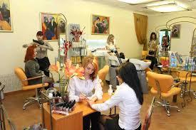 Жители Гродеково  смогли бесплатно посетить салон красоты