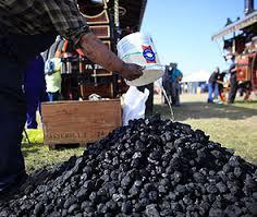 В сёла Ерковцы и Дмитриевку завезен уголь