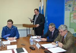 Депутаты гордумы выслушали доклады сотрудников полиции