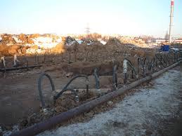 Грунтовые воды затопили времянку в Тынде