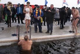 Крещение на Зее